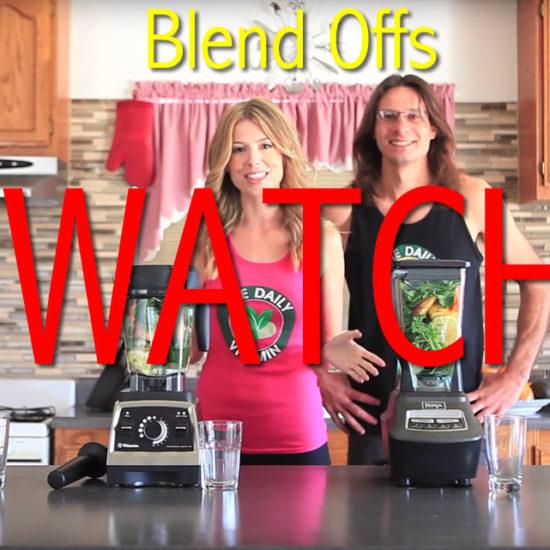Blendtec vs Vitamix vs Nutribullet vs Ninja – Full Review W/ Videos