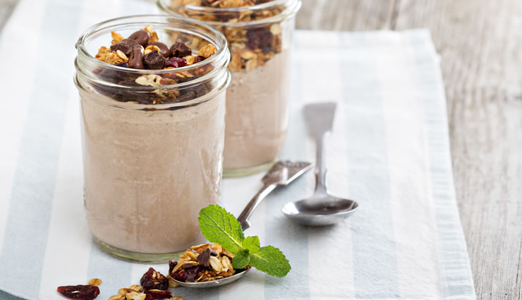 Bobby Flay's Antioxidant Rich Oatmeal Smoothie