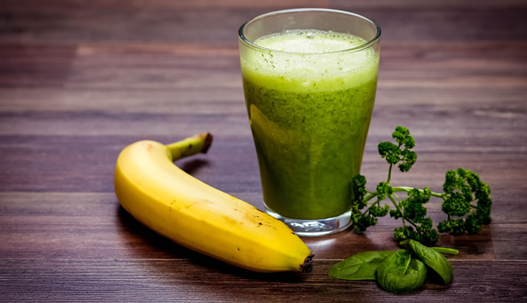 Dr. Oz's 3-Day Detox Breakfast Green Smoothie