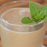 Dr. Oz's Coconut Chai Breakfast Smoothie