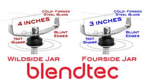 Blendtec Blades