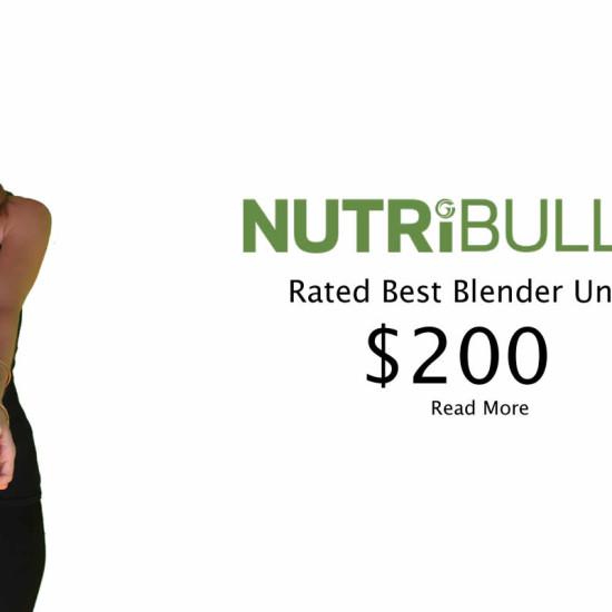 Best Blender Under $200 is the Nutribullet Rx – Here's Why!