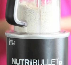 Nutribullet flours and grains