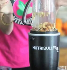 nutribullet milk