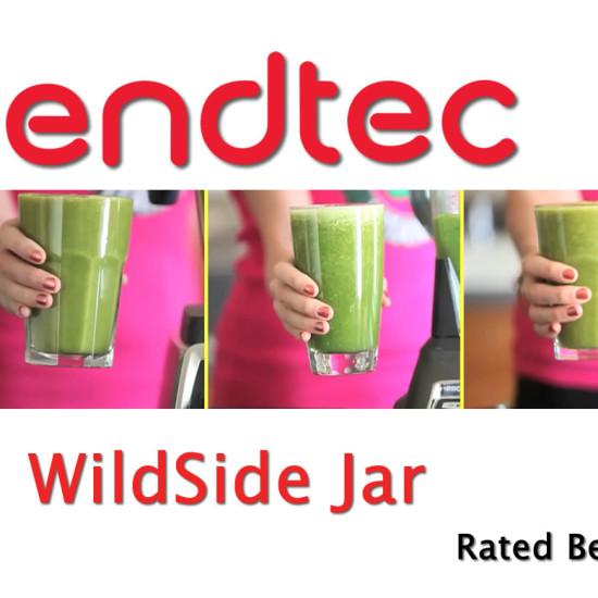 Blendtec & Vitamix Wildside Jar rated Best Blender Jar for Juicing Blend