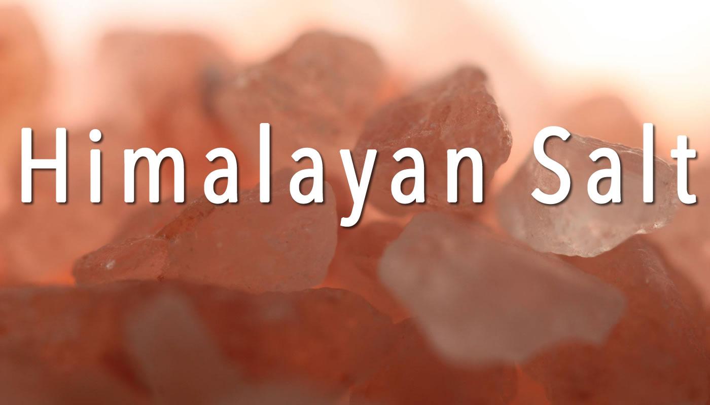 The Daily Vitamin Himalayan Salt