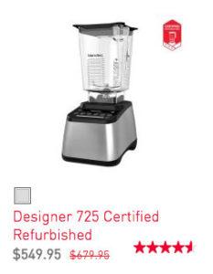 blendtec 725, refurbished, blender, blenders, blendtec, blendtech, 725, coscto blender, costco blenders